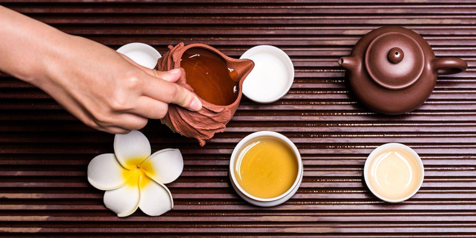 perdo peso con il tè oolong