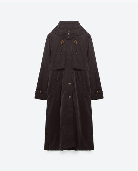 cappotto zara