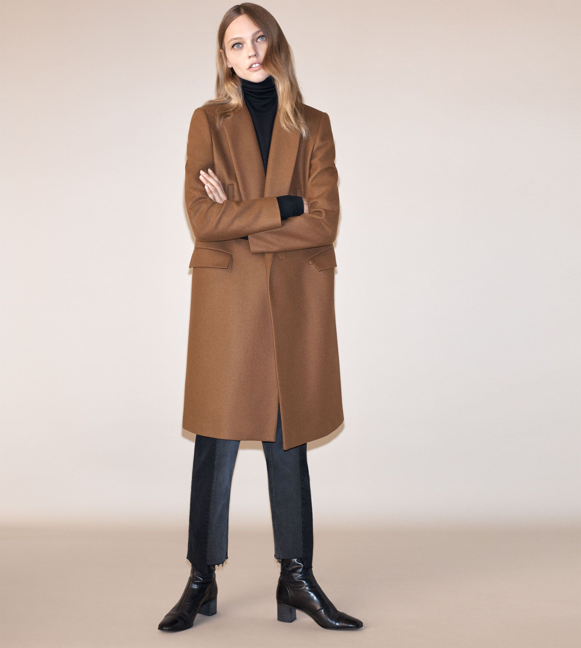 Cappotti Zara: 13 modelli per l'inverno