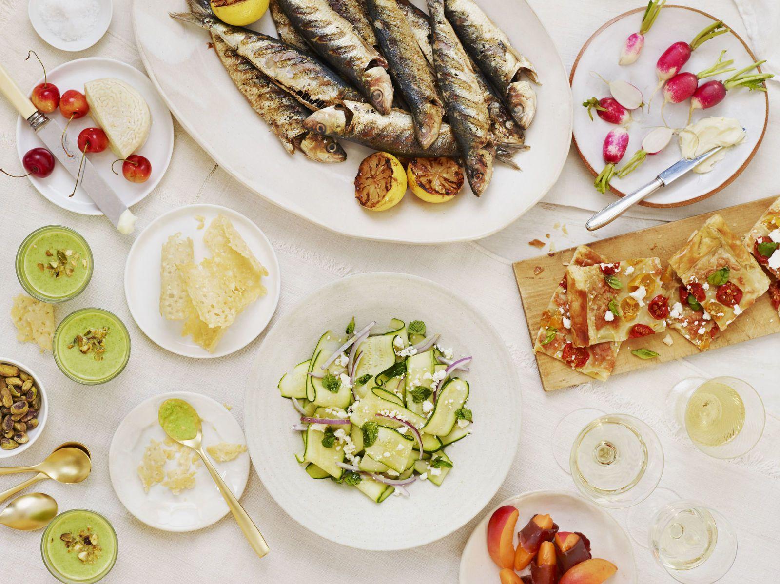 Dieta Settimanale Per Dimagrire Pancia E Fianchi : Che cosa mangiare a pranzo il menu per dimagrire