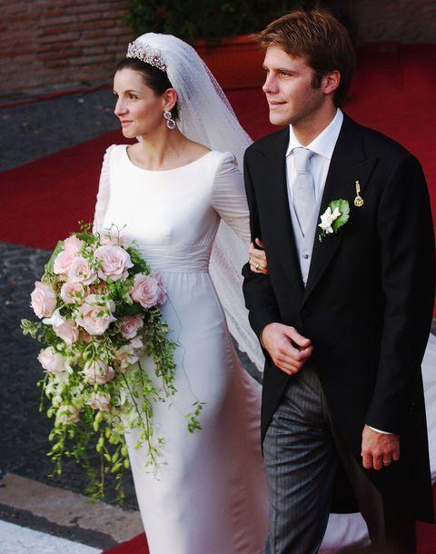 Clothing, Bridal veil, Trousers, Coat, Bridal clothing, Dress, Petal, Veil, Photograph, Outerwear,
