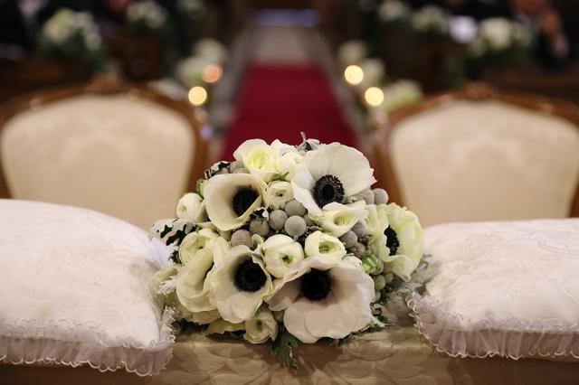 Bouquet Natalizio Matrimonio : Il matrimonio di natale della wedding planner anna frascisco