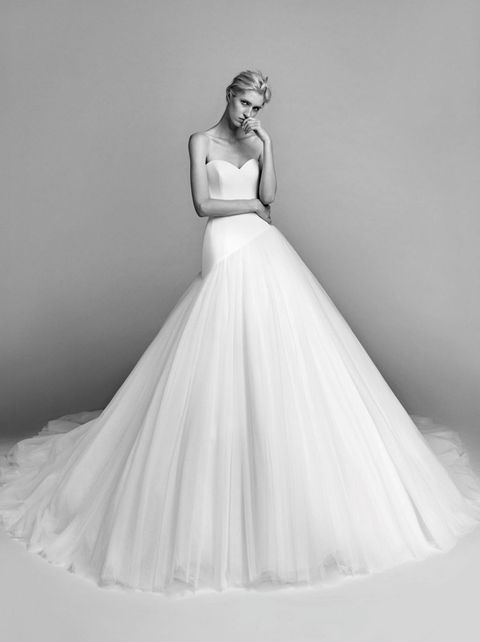Clothing, Sleeve, Dress, Shoulder, Textile, Photograph, Bridal clothing, Joint, White, Formal wear,