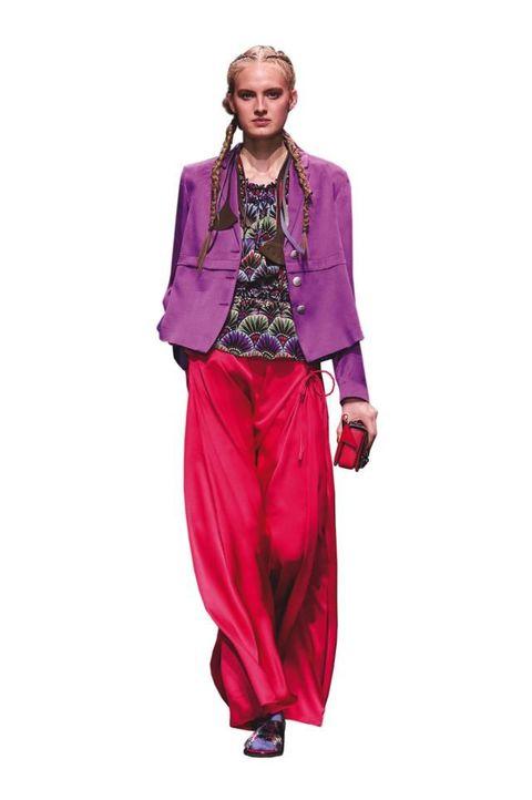 Colori moda primavera estate 2017: il rosa