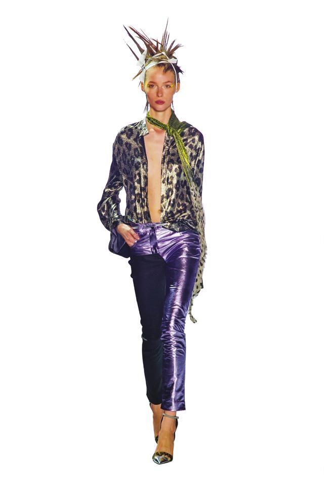Look anni 80 outfit glam primavera estate 2017