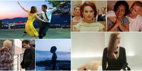 Oscar 2017: alcuni film in concorso