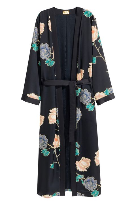 """<p> H&amp;M Patterned Kimono, $80; <a href=""""http://www.hm.com/us/product/62990?article=62990-A&amp;cm_vc=SEARCH"""">hm.com</a></p><p><span class=""""redactor-invisible-space"""" data-verified=""""redactor"""" data-redactor-tag=""""span"""" data-redactor-class=""""redactor-invisible-space""""></span></p>"""