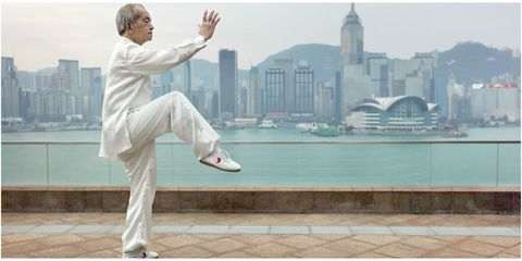 I benefici del Tai Chi, energia vitale antistress