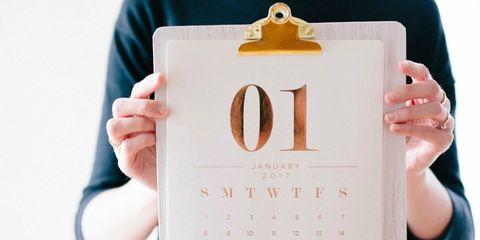 Calendario Delle Mestruazioni.Calendario Mestruale Come Conoscere In Anticipo L Arrivo