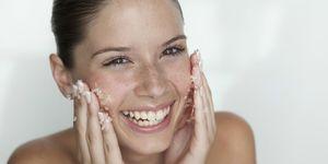 scrub viso fai da te trattamento