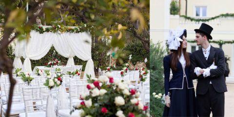 Hat, Petal, Event, Photograph, Coat, Formal wear, Bouquet, Suit, Floristry, Flower Arranging,