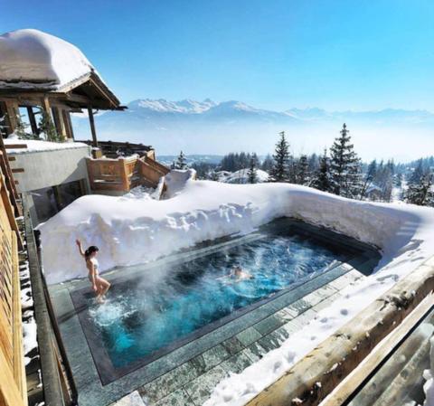 19 tra le spa più lussuose del mondo (perfette anche per Instagram)