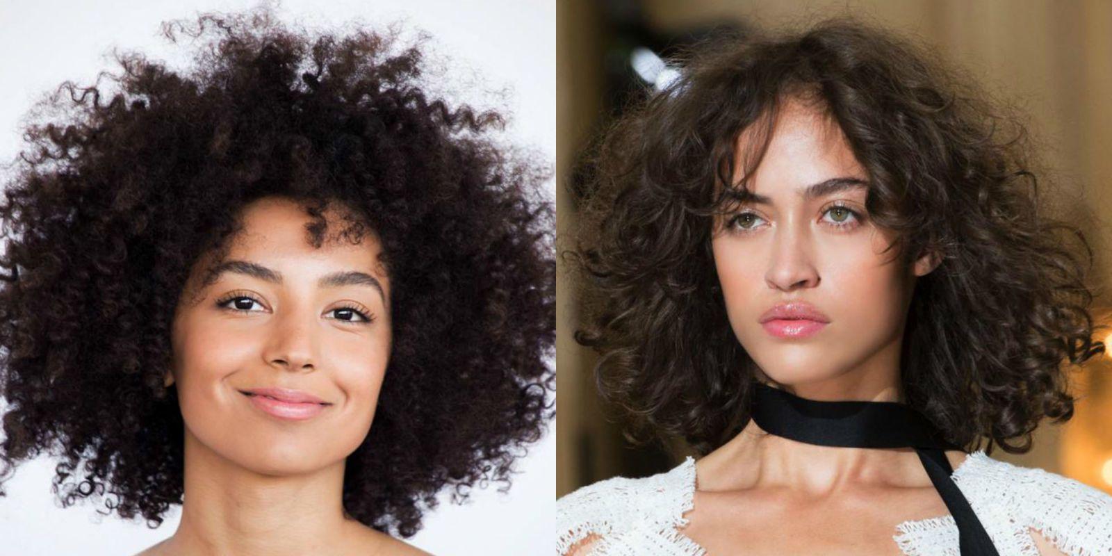 Nuovi tagli di capelli corti ricci 2017