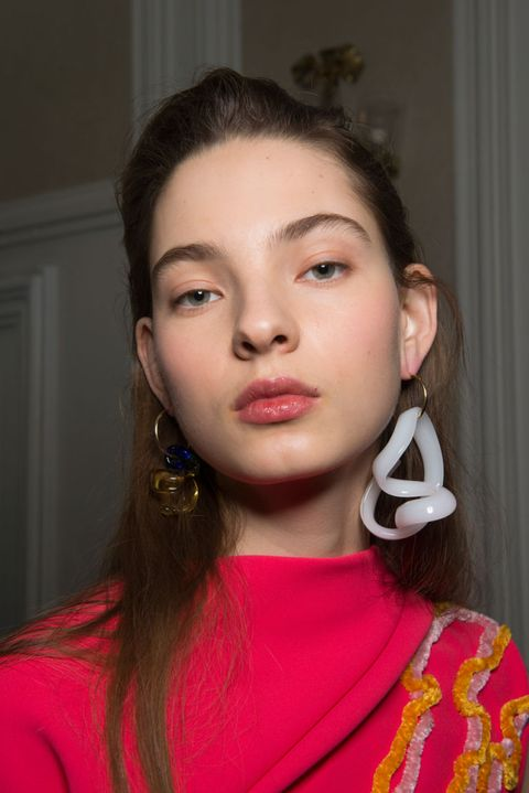 Peter Pilotto AW17 Earrings