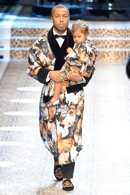 182eb6b03a Sfilata Dolce & Gabbana – Autunno Inverno 2017-2018 Milano