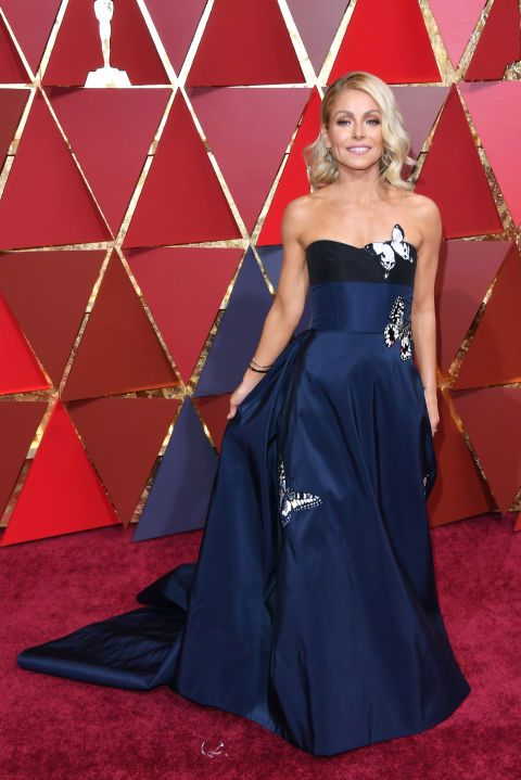 kelly ripa oscar 2017