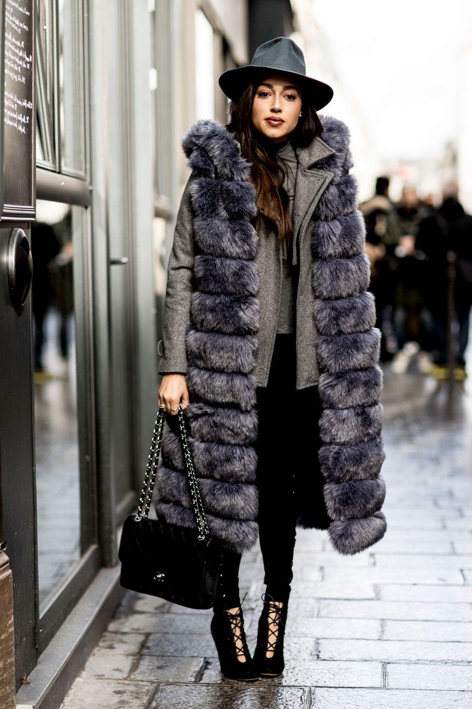 street style parigi marzo 2017