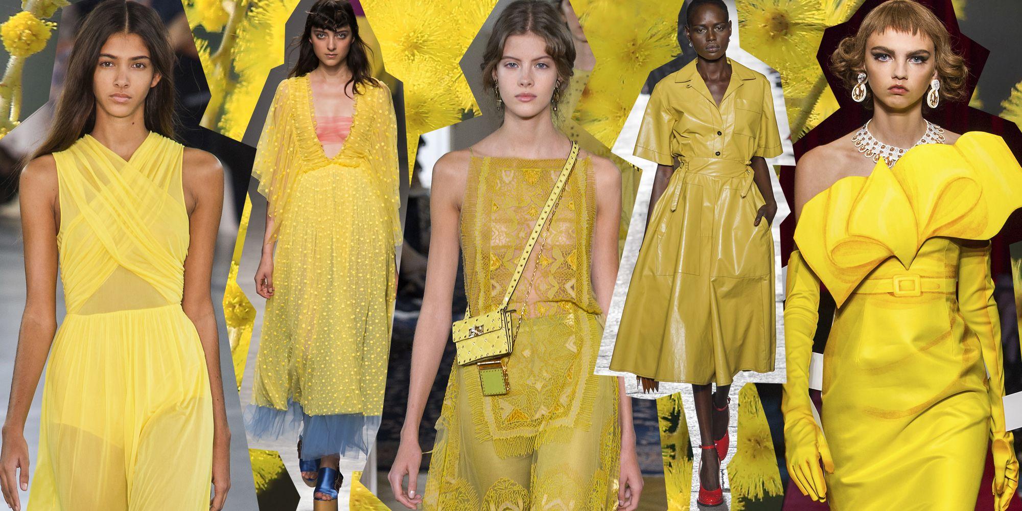 2eb9c0b41 Come abbinare il giallo: idee e consigli moda per indossarlo in primavera