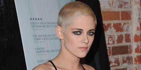 Il nuovo taglio di Kristen Stewart, buzz cut