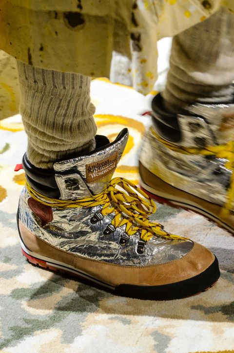scarpe autunno inverno 2017-2018 sfilate parigi
