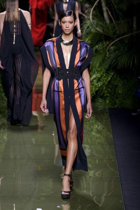 moda primavera estate 2017, fantasia righe