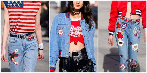jeans con emoticons