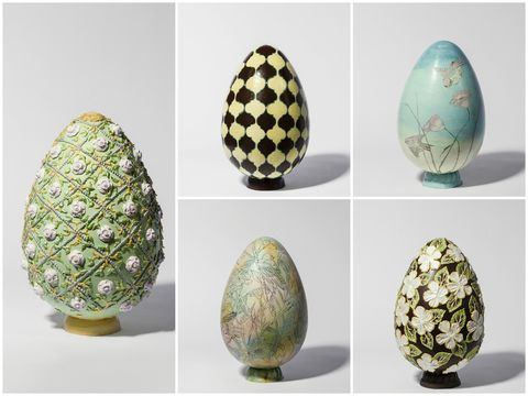 Egg, Easter egg, Egg, Ceramic, Rock, Easter,