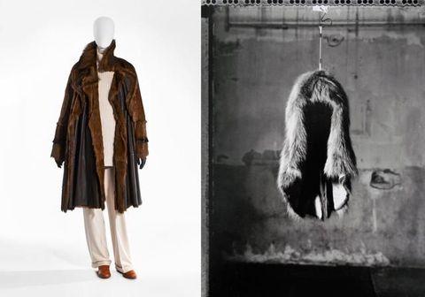 Mostra Martin Margiela con Hermès