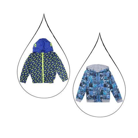 Blue, Sleeve, Collar, Electric blue, Pattern, Aqua, Cobalt blue, Azure, Baby & toddler clothing, Creative arts,