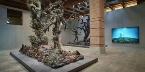 Treasures from the Wreck of the Unbelievable, Damien Hirst a Palazzo Grassi – Punta della Dogana