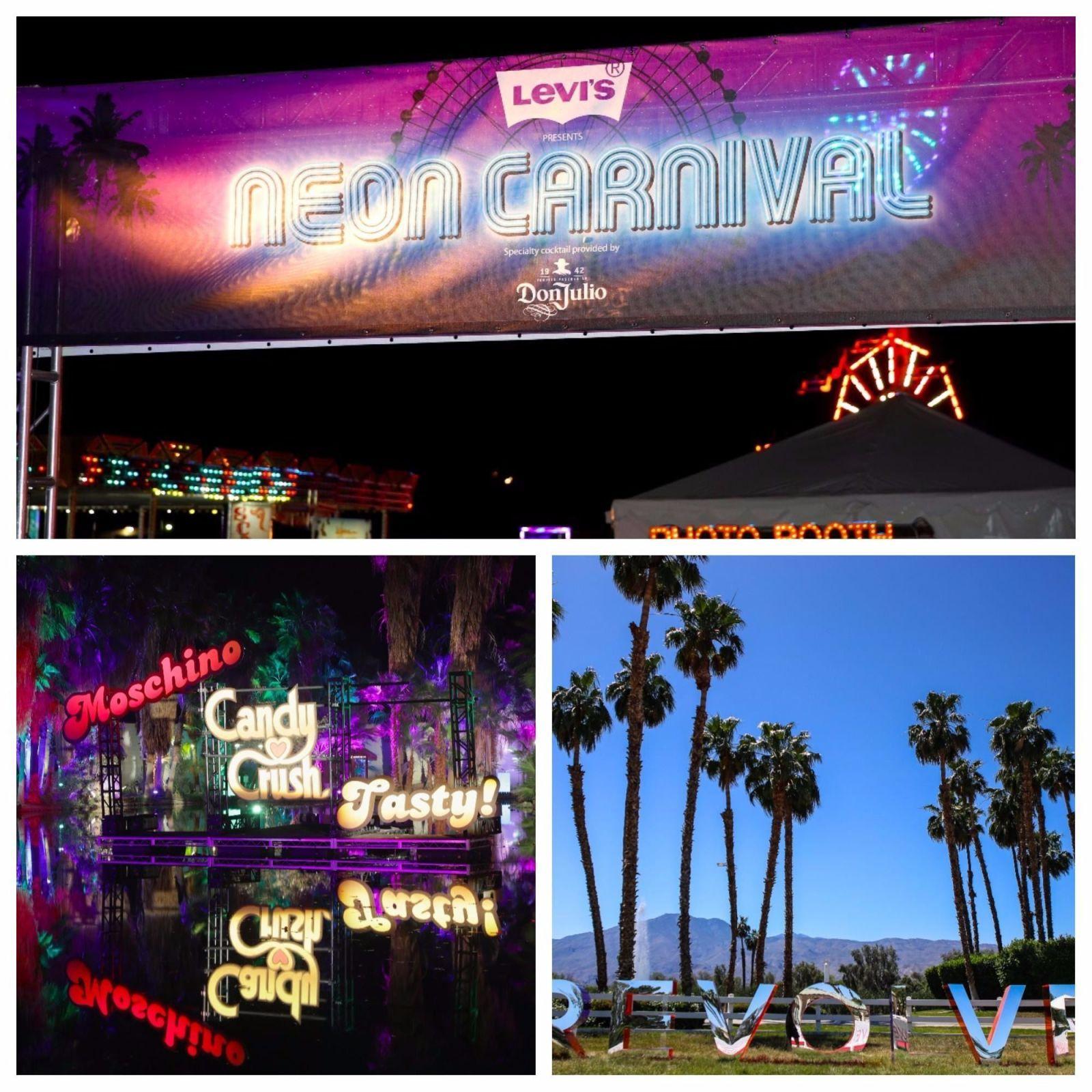 Coachella sesso storie