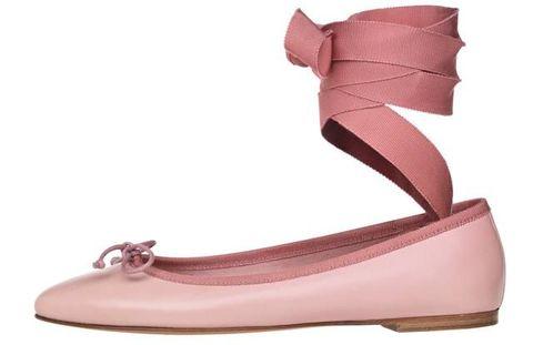 scarpe ballerine della primavera estate 2017