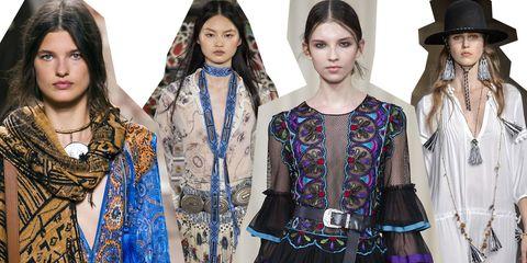 Abbigliamento etnico  le tendenze moda primavera estate 2017 1f6f910a937