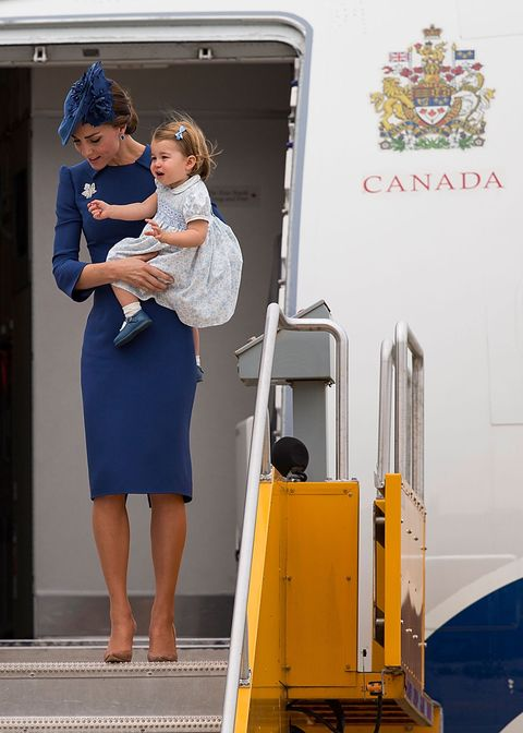 Kate Middleton sui tacchi