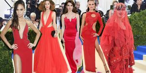 Il red carpet del Met Gala 2017