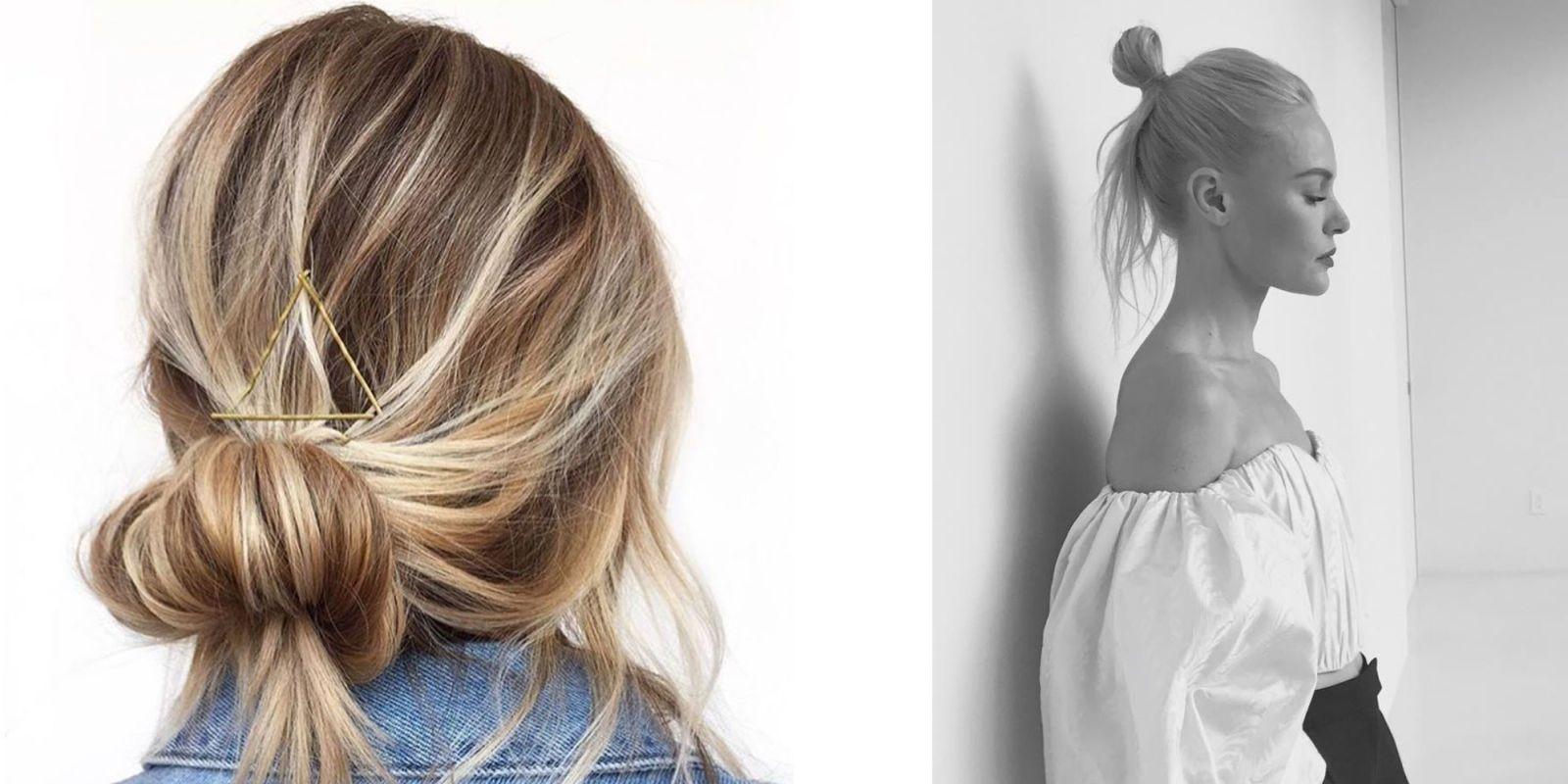 Acconciature capelli super lisci