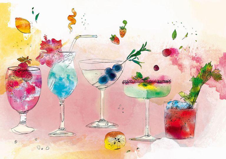 Sapere fare in casa qualche cocktail estivo è d'obbligo! Ecco 5 ricette facili facili per un Ferragosto freschissimo