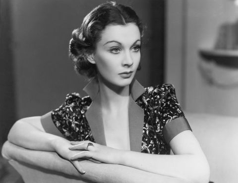 Biografia di Vivien Leigh, attrice che ha interpretato Rosella O'Hara in Via col Vento
