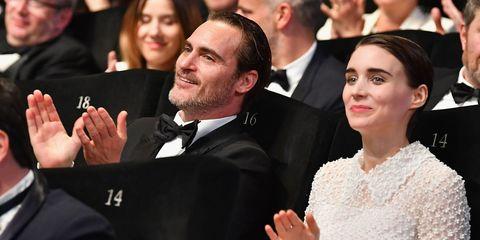 Joaquin Phoenix e Rooney Mara stanno insieme