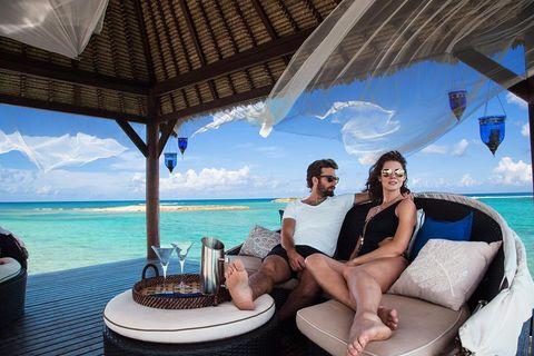 Vacation, Honeymoon, Leisure, Resort, Tourism, Travel, Caribbean, Furniture, Room, House,