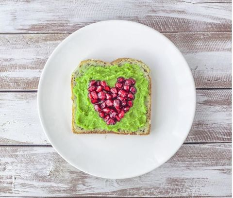 Green, Heart, Food, Dish, Cuisine, Superfood, Vegetarian food, Recipe, Heart, Baked goods,