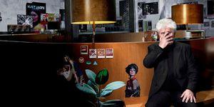 Pedro Almodóvar protagonista della campagna Prada