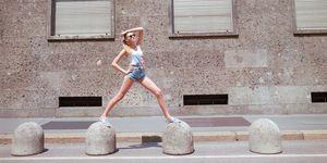 Model Method per migliorare la postura