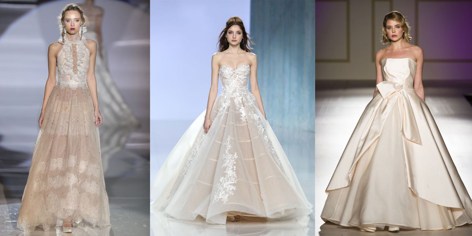 Sognare sfilata abiti da sposa