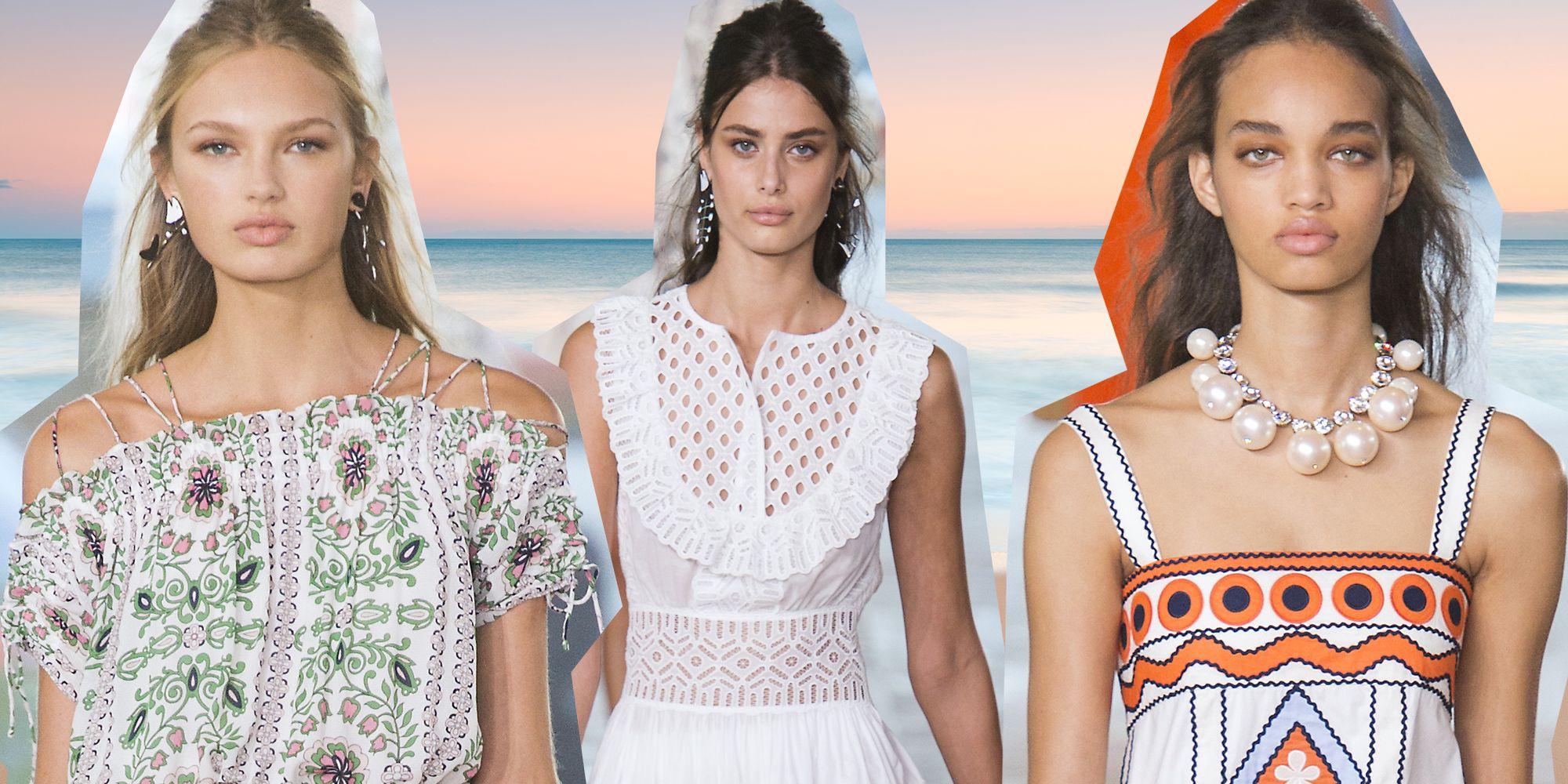 abiti 2017 da spiaggia mare moda estate lunghi 15 dpTxFfd