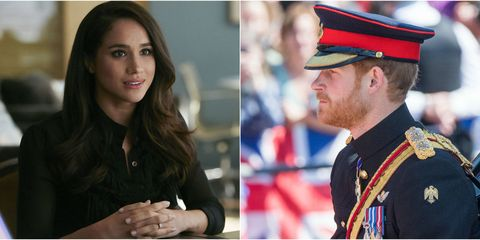 Royal Family News: il Principe Harry e la fidanzata Meghan Markle
