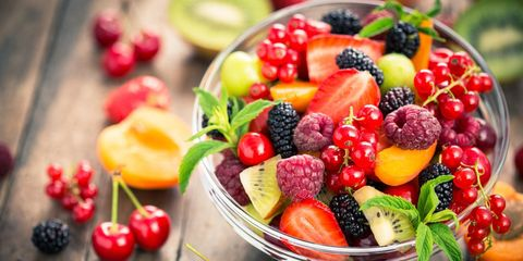 Dieta della frutta e verdura
