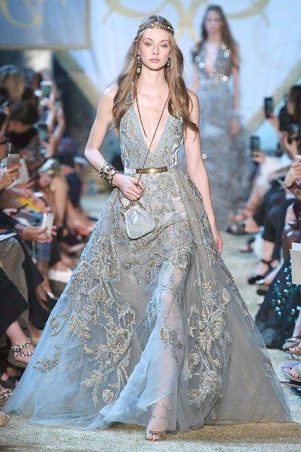 competitive price cfa6b bd5df 17 abiti da sera alta moda 2018