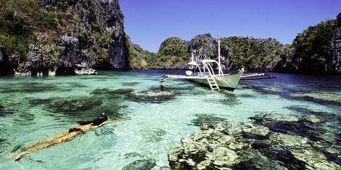 Tra le 10 isole più belle del mondo c'è un'isola italiana, e anche se è un po' in fondo per noi è la numero uno