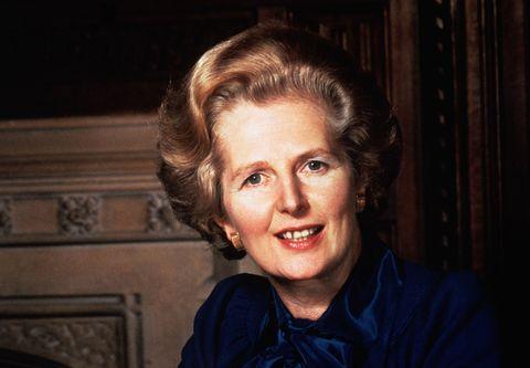 Margaret Thatcher Biografia E Frasi Famose